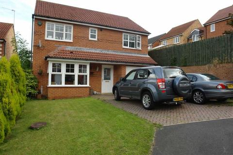 4 bedroom detached house to rent - Northumberland Court, Prudhoe