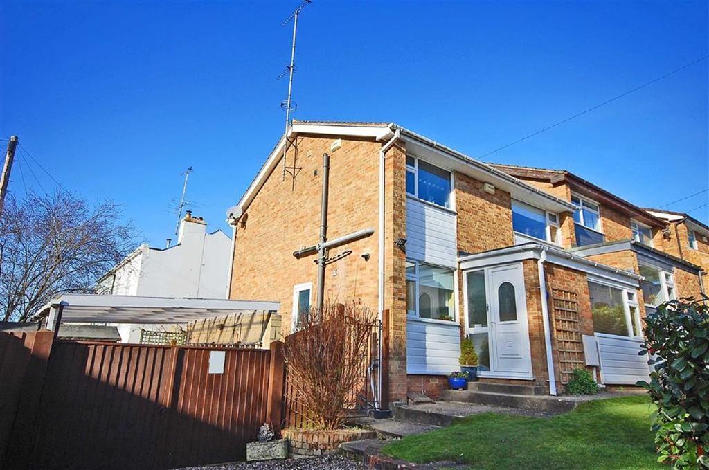3 Bedrooms Semi Detached House for sale in Hamilton Street, Charlton Kings, Cheltenham, GL53