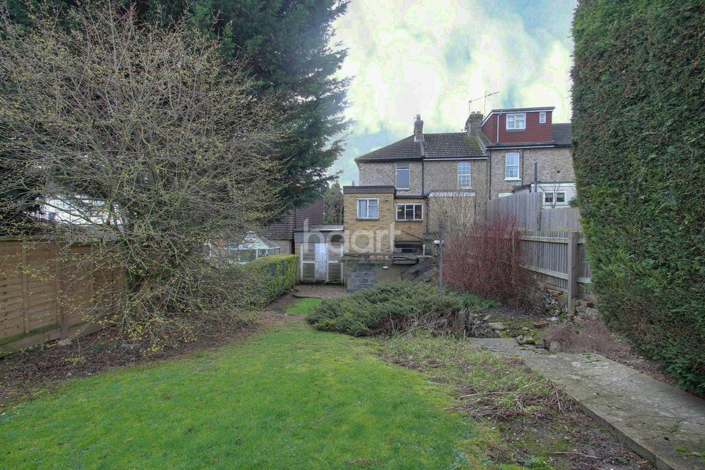 2 Bedrooms End Of Terrace House for sale in Hackney Road, Maidstone, Kent, ME16