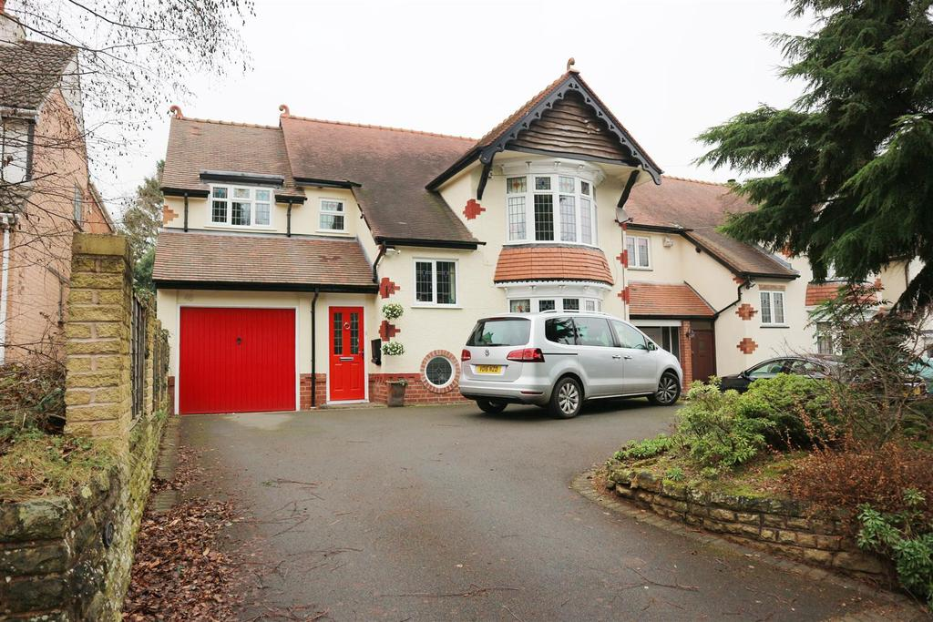 4 Bedrooms Detached House for sale in Greyhound Lane, Stourbridge