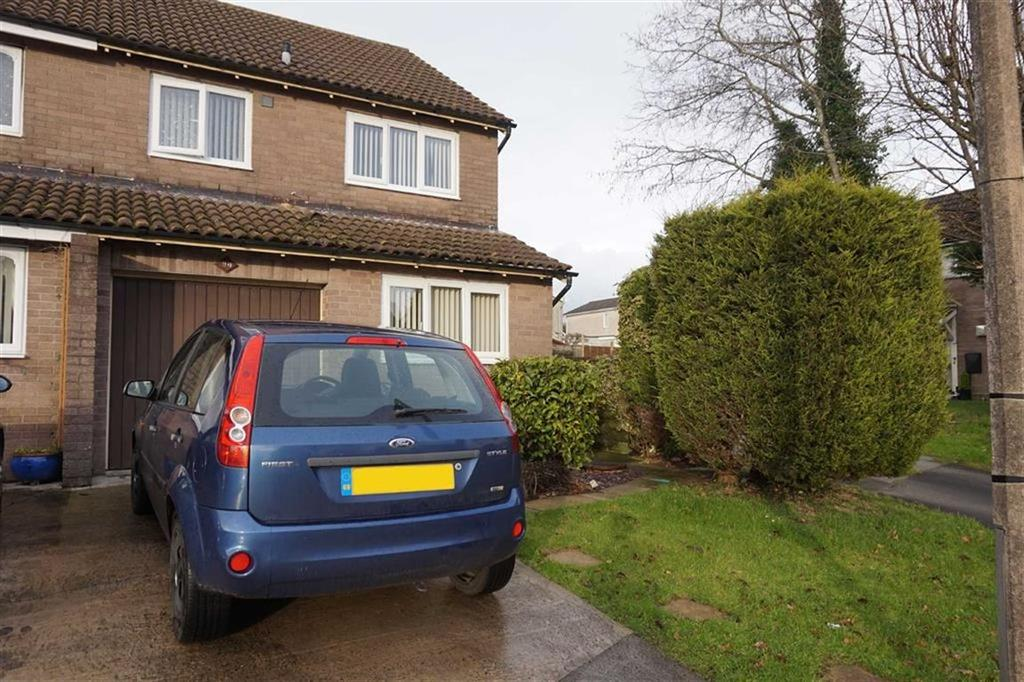 3 Bedrooms Semi Detached House for sale in Heol Gwenallt, Swansea, SA4