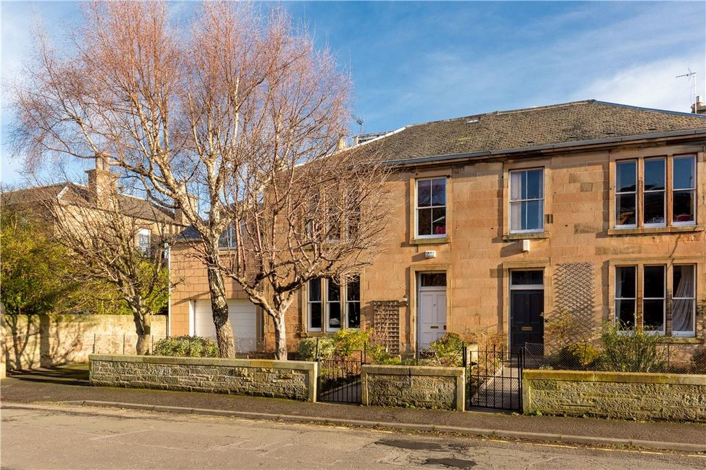 5 Bedrooms Semi Detached House for sale in St. Catherines Place, Edinburgh, Midlothian, EH9
