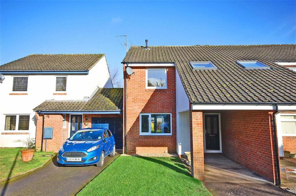 3 Bedrooms Semi Detached House for sale in King George Close, Charlton Park, Cheltenham, GL53