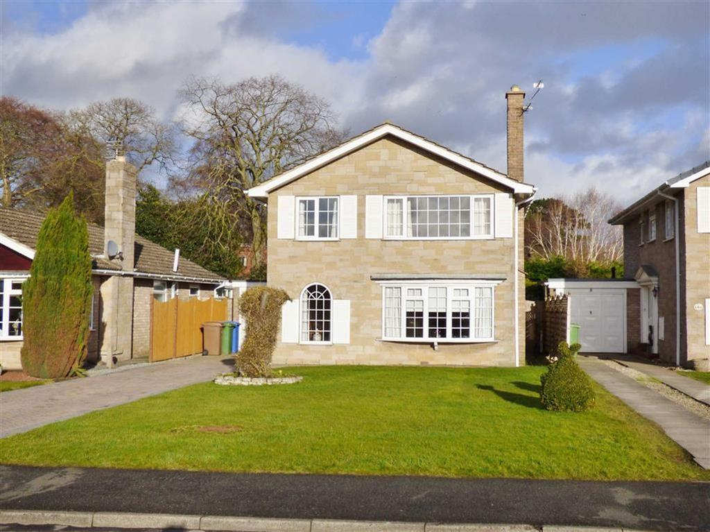 4 Bedrooms Detached House for sale in Huntsman Lane, Stamford Bridge