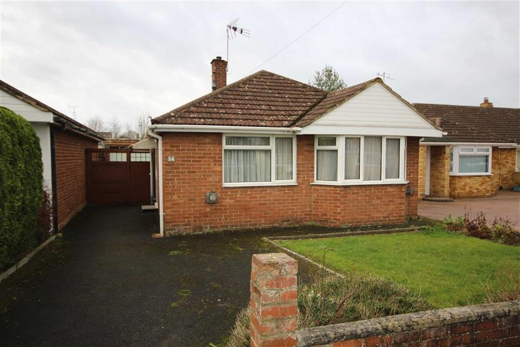 2 Bedrooms Detached Bungalow for sale in Wells Close, Warden Hill, Cheltenham, GL51