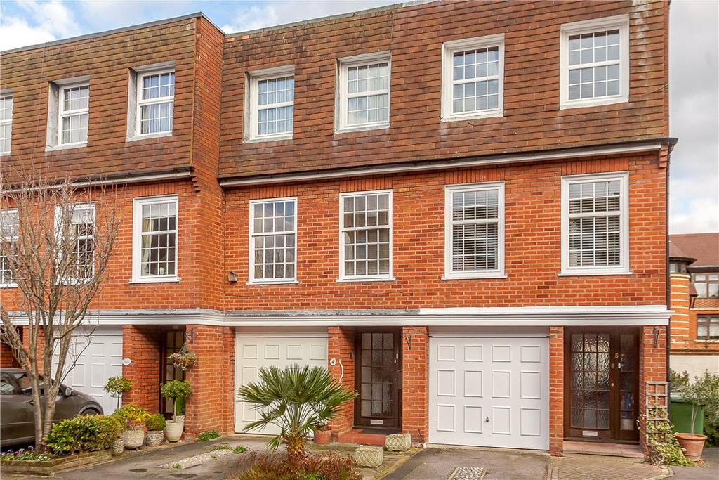 3 Bedrooms Terraced House for sale in Queen Close, Henley-on-Thames, RG9