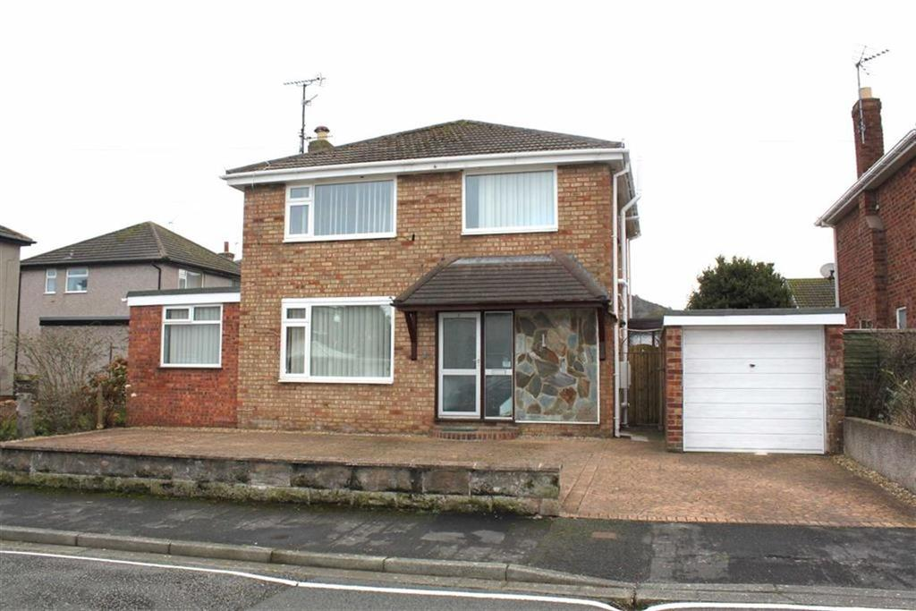 3 Bedrooms Detached House for sale in Harlech Road, Llandudno, Conwy
