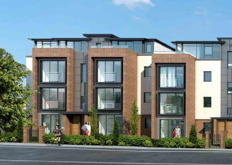 1 Bedroom Apartment Flat for sale in Asprey Park, NW4