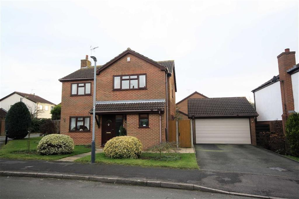 4 Bedrooms Detached House for sale in Gorse Farm Road, Whitestone, Nuneaton