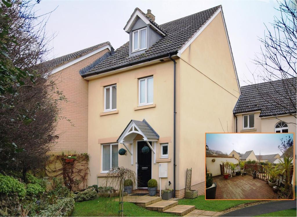4 Bedrooms House for sale in Biddiblack Way, Bideford