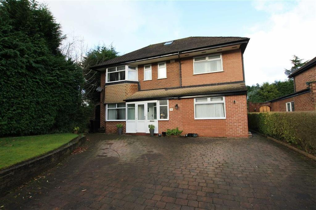 4 Bedrooms Detached House for sale in Norris Road, Sale