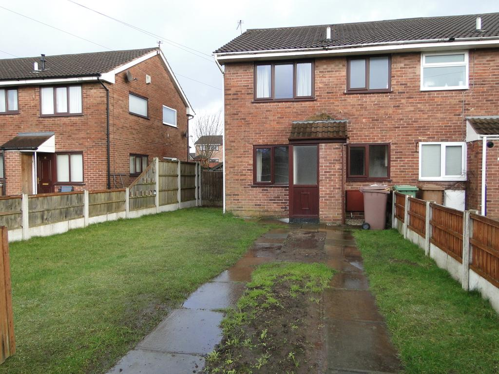 1 Bedroom Town House for sale in Rampit Close, Haydock, St Helens WA11
