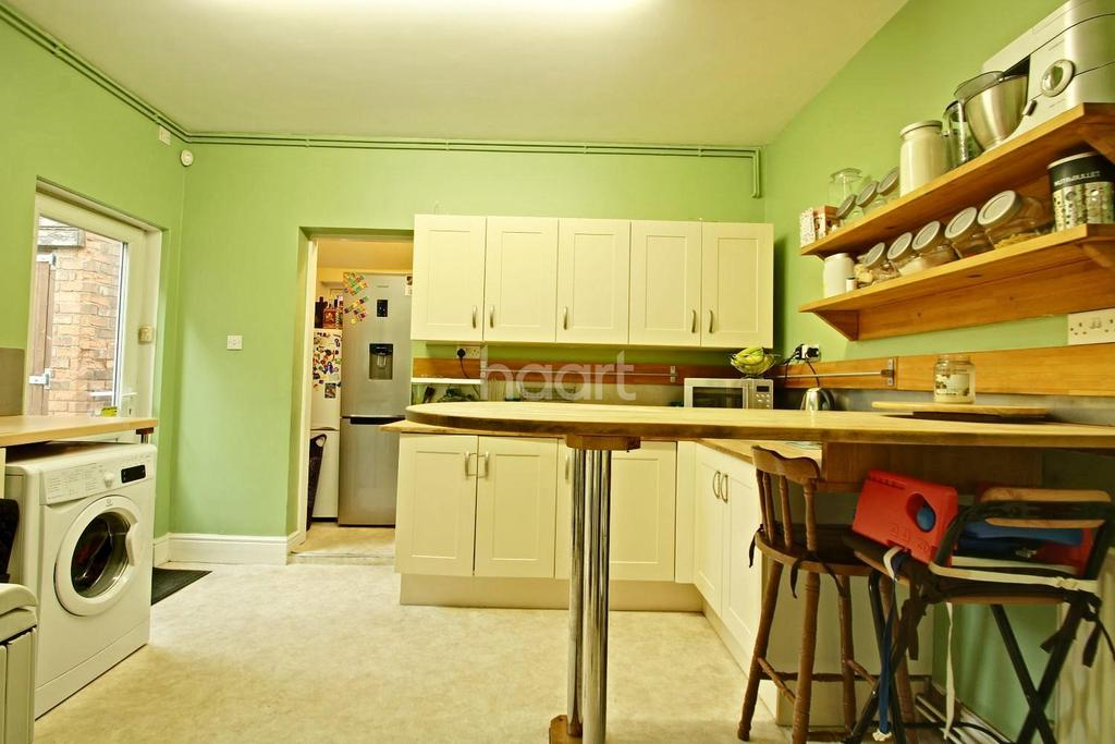 3 Bedrooms Detached House for sale in Howard Street, Derby