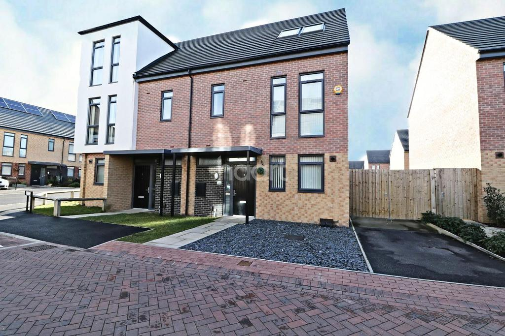 4 Bedrooms Semi Detached House for sale in Spinney Close, Bentley, Doncaster