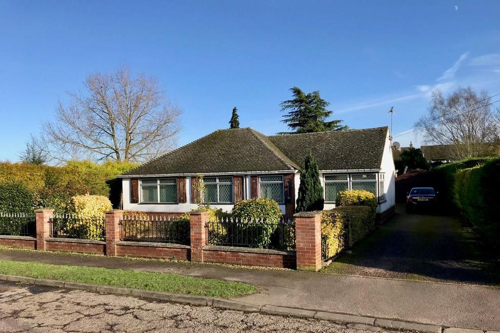 5 Bedrooms Detached Bungalow for sale in Field Road, Mildenhall