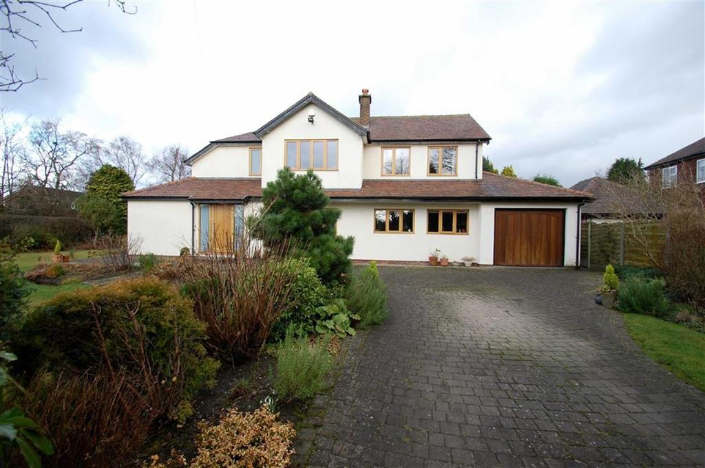 4 Bedrooms Detached House for sale in Broadway, Bramhall, Cheshire
