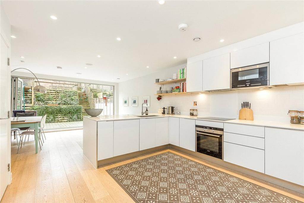 4 Bedrooms Terraced House for sale in Vision Terrace, 182 Landells Road, East Dulwich, London, SE22