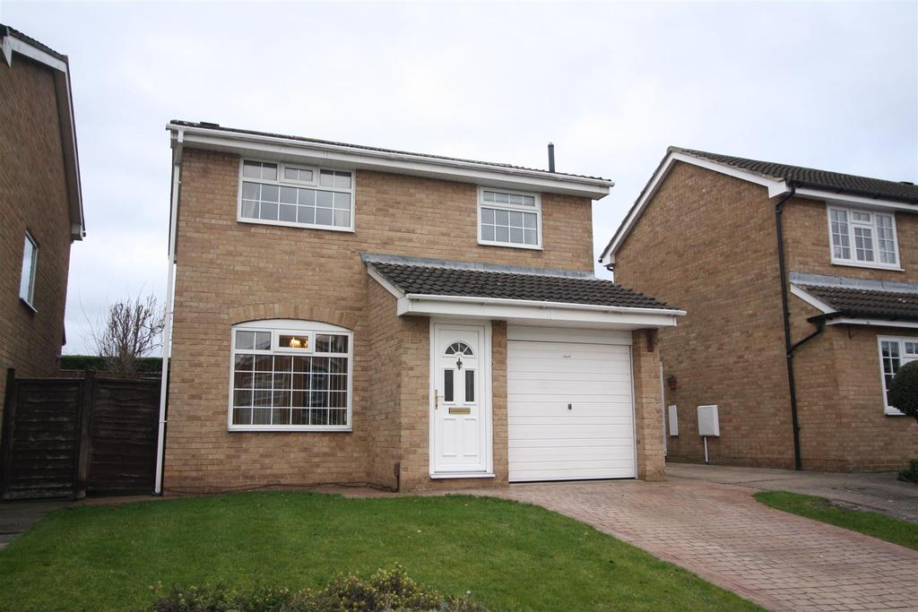 3 Bedrooms Detached House for sale in Rochester Way, Darlington