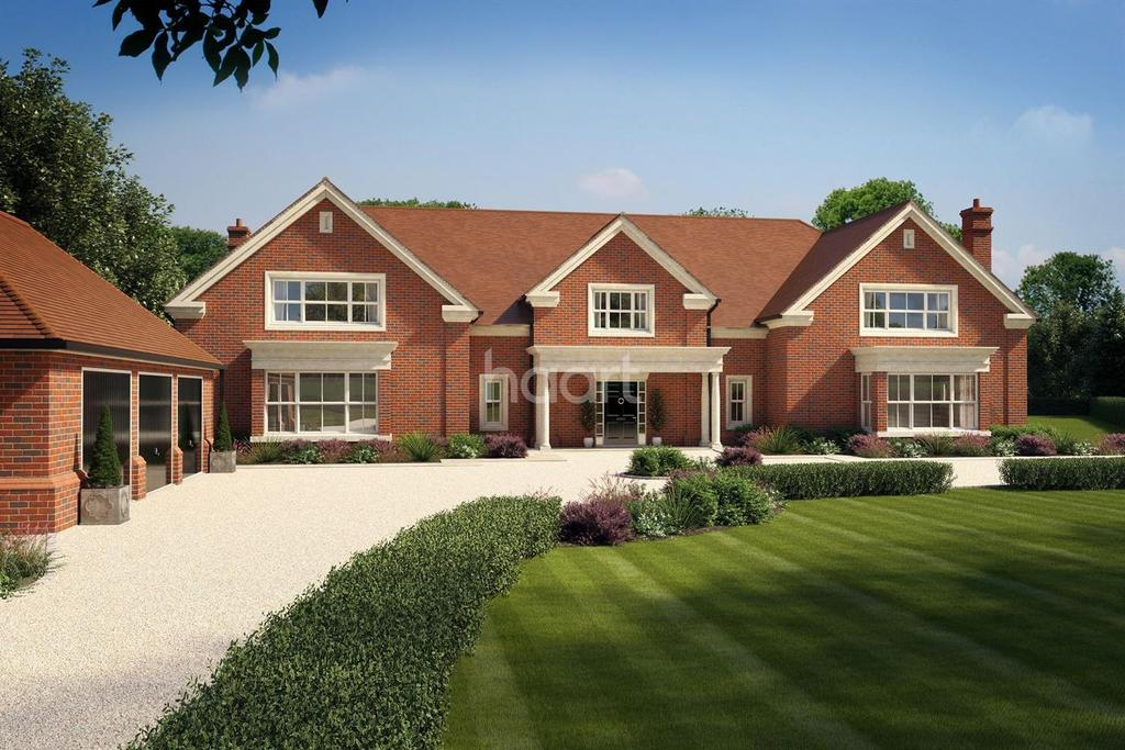 7 Bedrooms Detached House for sale in Tithe Farm Cottage