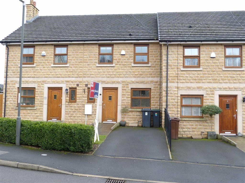 4 Bedrooms Town House for sale in Rhodes Top, Padfield, Glossop