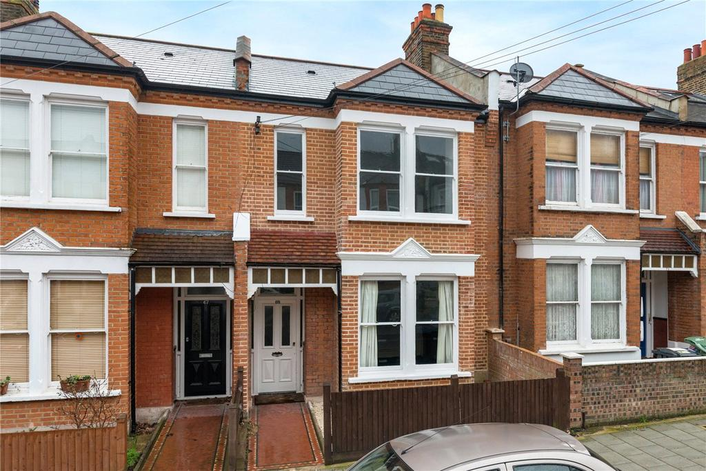 4 Bedrooms Terraced House for sale in Casewick Rd, West Norwood, London, SE27