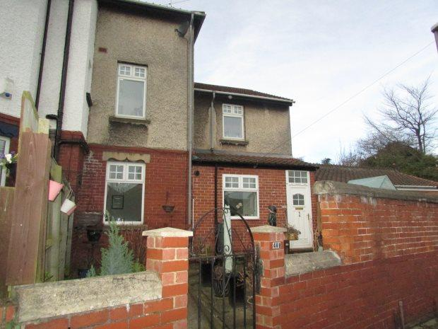 2 Bedrooms Terraced House for sale in TUNSTALL AVENUE, TUNSTALL AREA, HARTLEPOOL