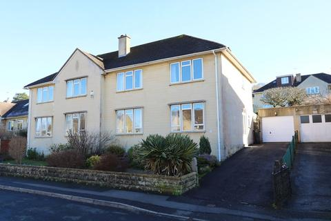 3 bedroom semi-detached house for sale - Minster Way, Bath