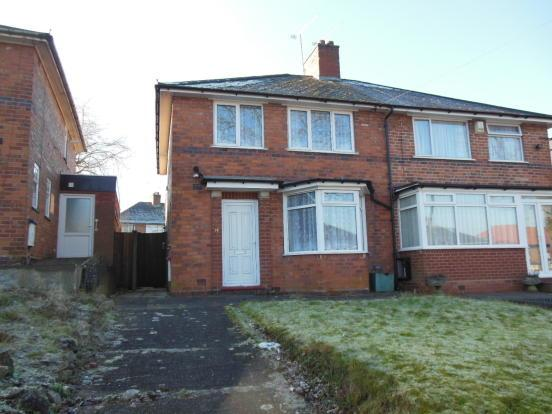 3 Bedrooms Semi Detached House for rent in Dads Lane, Moseley, Birmingham B13