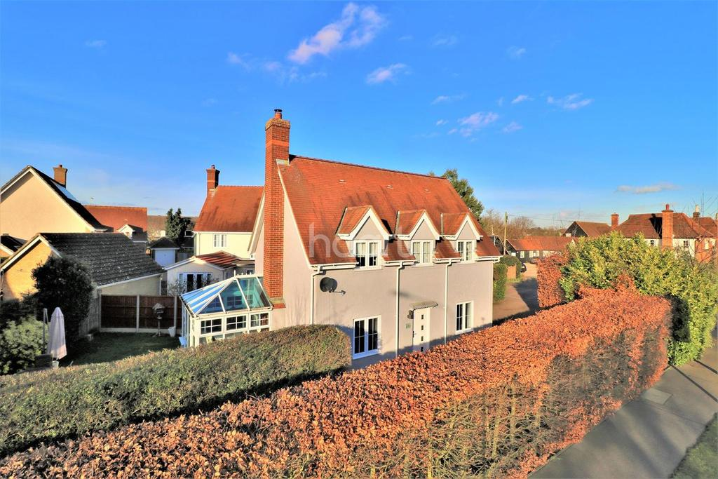 3 Bedrooms Detached House for sale in Barnfields Stanway