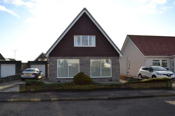 3 Bedrooms Detached House for sale in 1 Longfield Avenue, Saltcoats, KA21 6DR