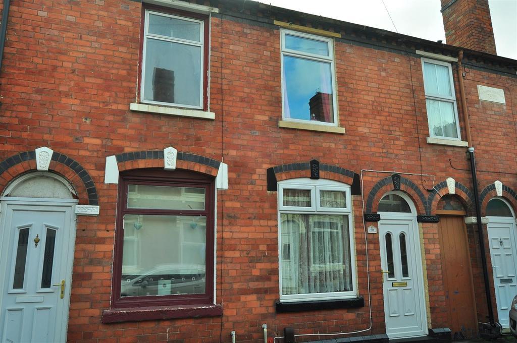 2 Bedrooms Terraced House for sale in Sidaway Street, Cradley Heath
