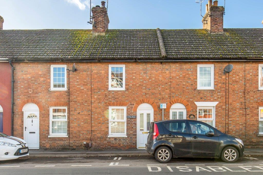 2 Bedrooms Terraced House for sale in Marlpit Hill