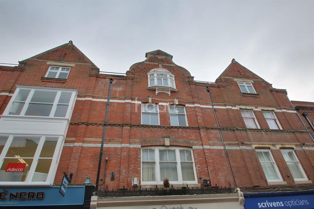 3 Bedrooms Flat for sale in Abbeygate Street