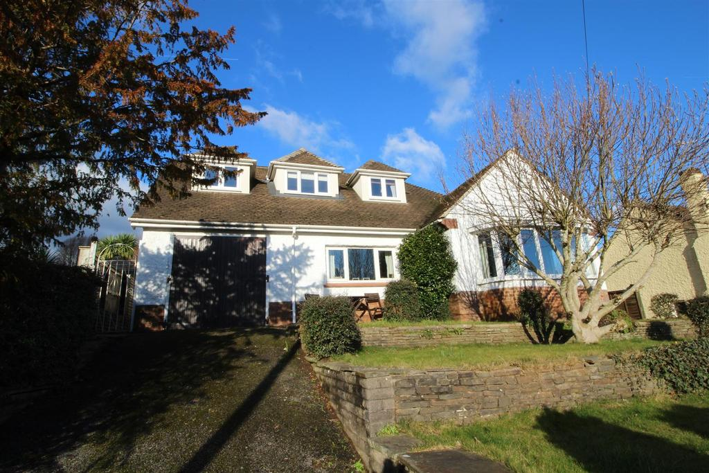 4 Bedrooms Detached Bungalow for sale in Ridgeway Avenue, Newport