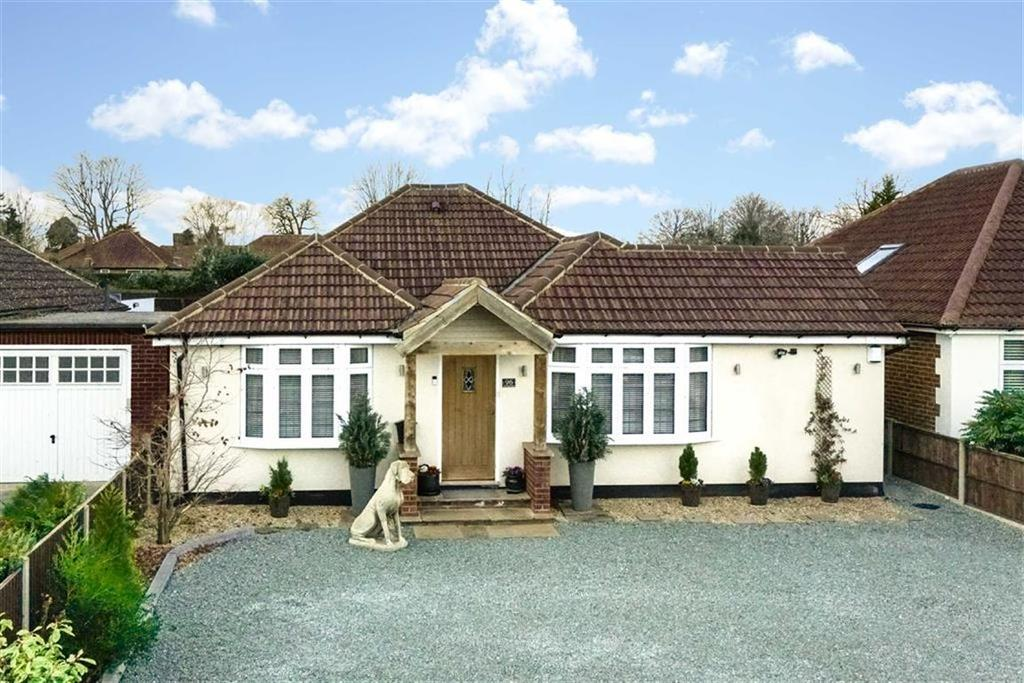 3 Bedrooms Detached Bungalow for sale in Watford Road, St Albans, Hertfordshire