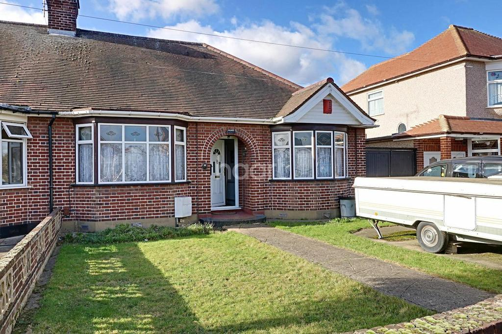 2 Bedrooms Semi Detached House for sale in King Edward Drive, North Grays