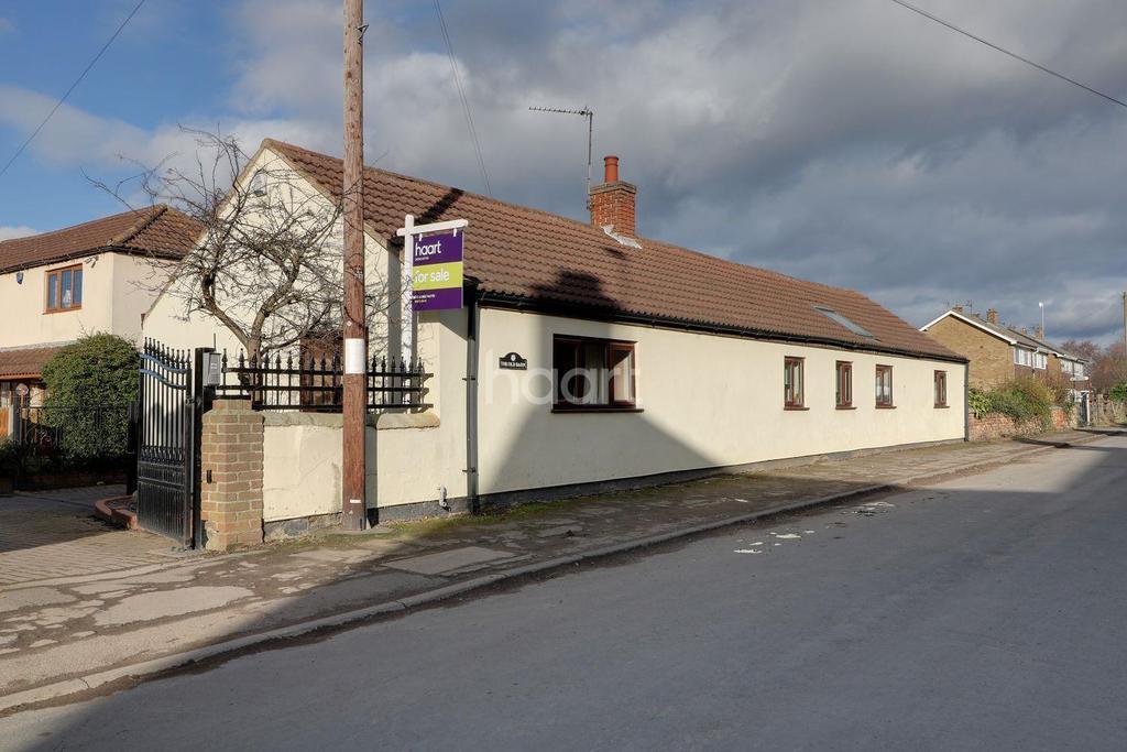 3 Bedrooms Bungalow for sale in Braithwaite Lane, Braithwaite, Doncaster