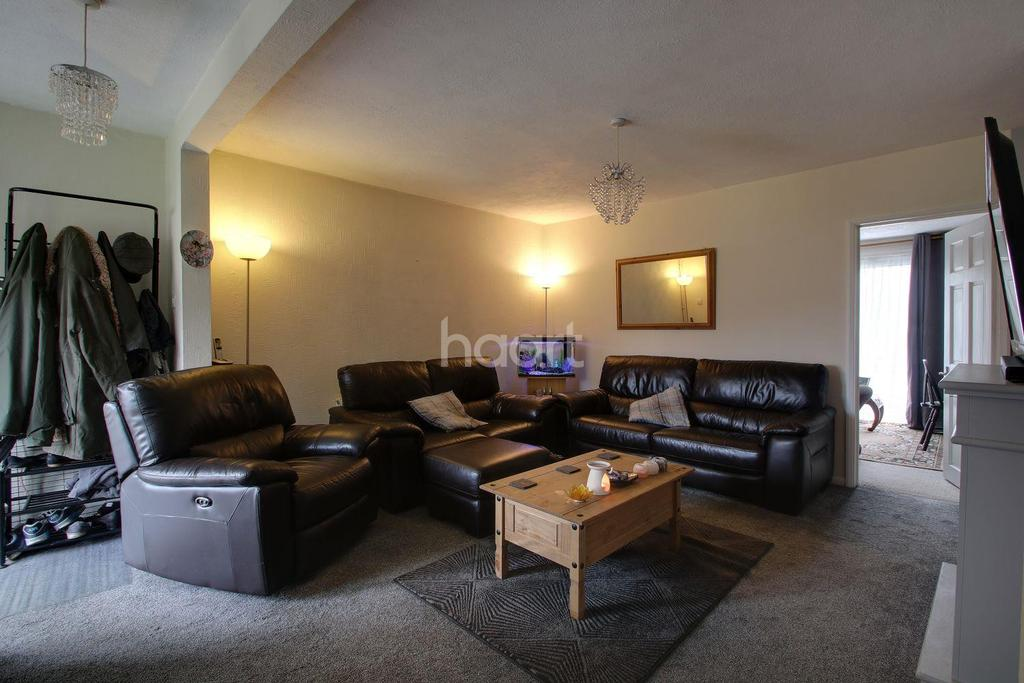 3 Bedrooms Terraced House for sale in Richmond Road, Croydon, CR0