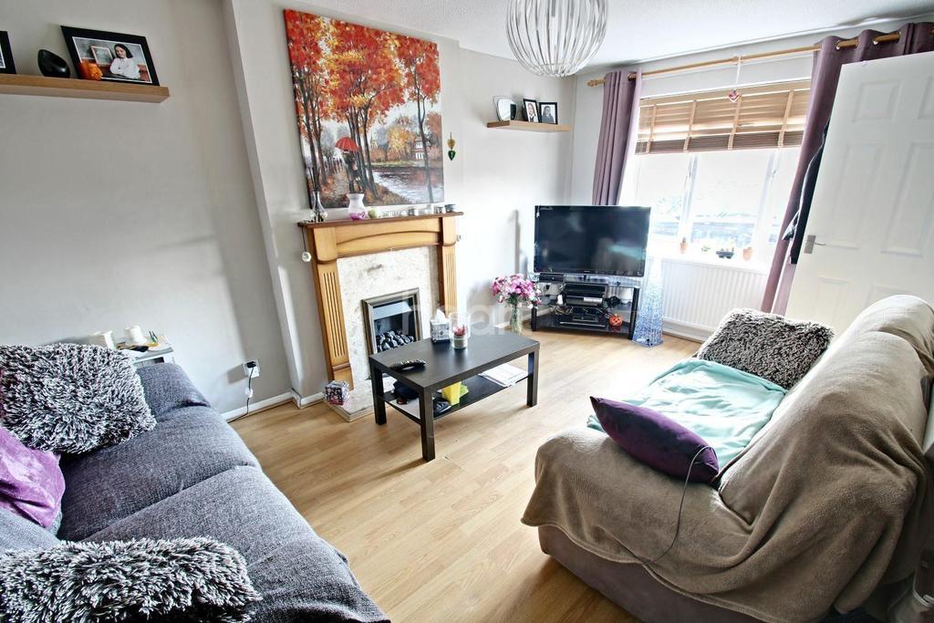 2 Bedrooms Semi Detached House for sale in Elms Park, Ruddington, Nottinghamshire