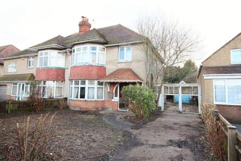 3 bedroom semi-detached house for sale - Wilton Road, Upper Shirley SO15