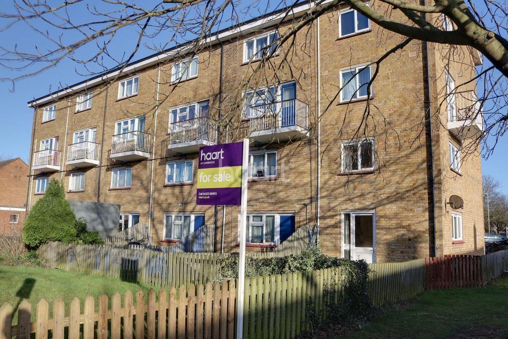 2 Bedrooms Flat for sale in Rutland Close, Cambridge