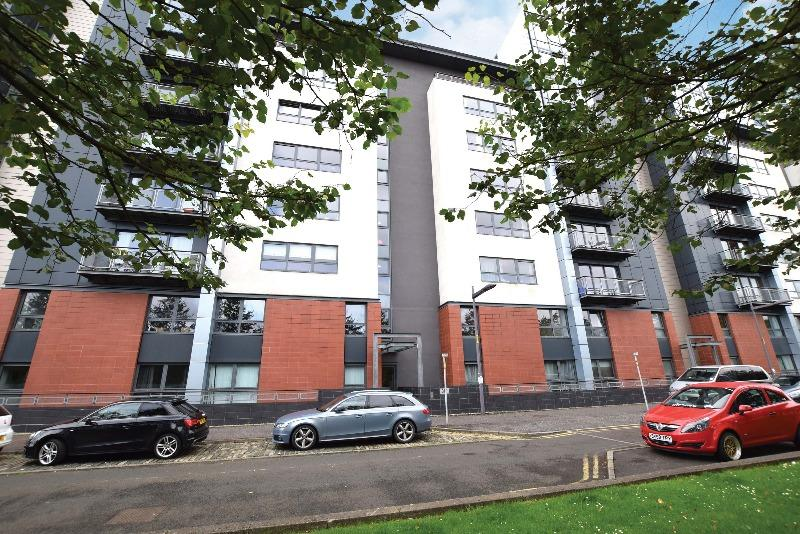 2 Bedrooms Flat for rent in Glasgow Harbour Terraces, Glasgow Harbour, Glasgow, G11 6BL
