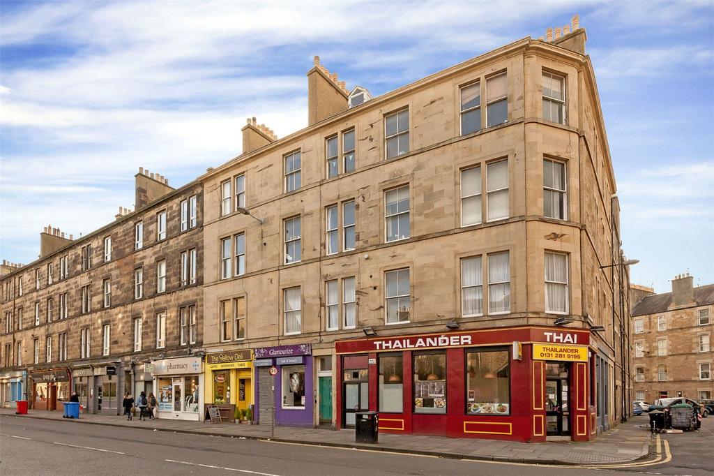 2 Bedrooms Flat for sale in 29/3 Brougham Street, Edinburgh, EH3