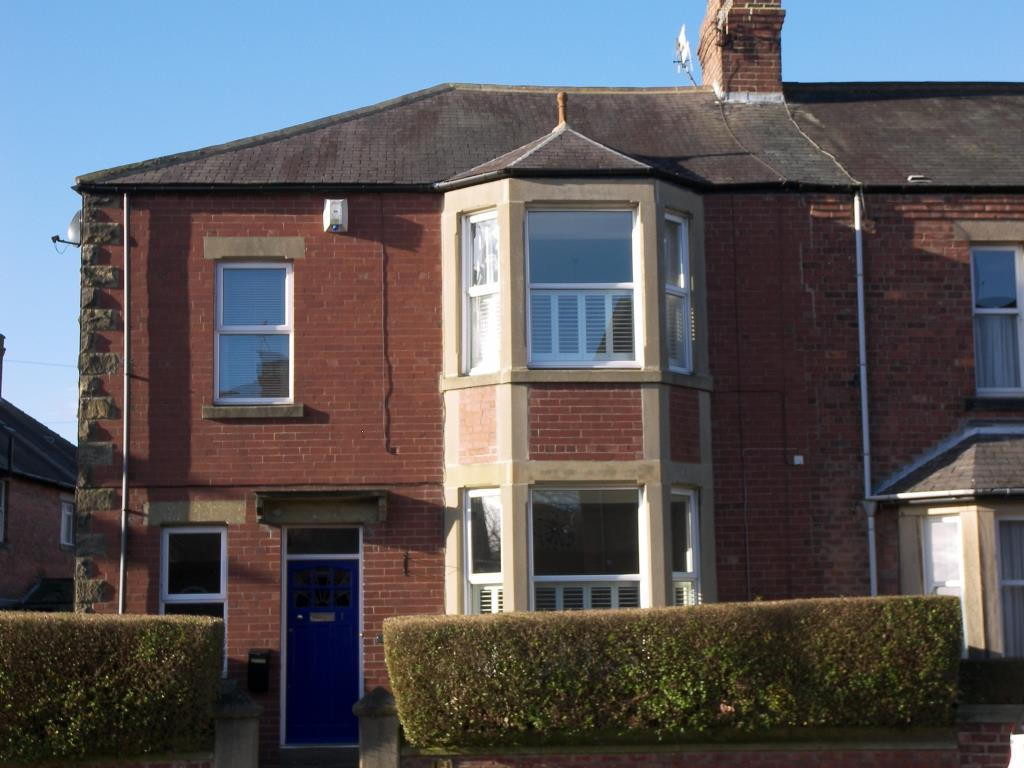 4 Bedrooms End Of Terrace House for sale in Fenwick Grove, Morpeth