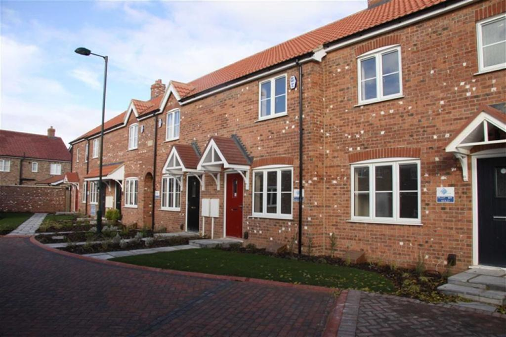 2 Bedrooms Terraced House for sale in De Montfort Park, Boston