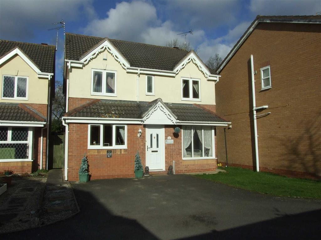 4 Bedrooms Detached House for sale in Beechcroft, Bedworth