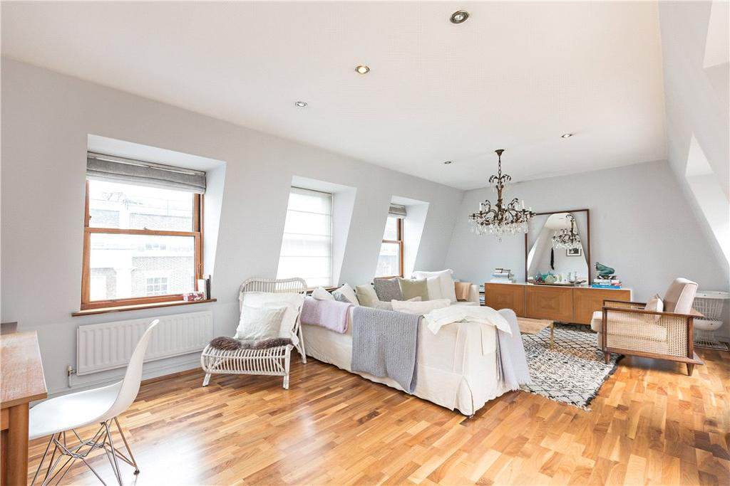 2 Bedrooms Flat for sale in Guilford Court, 51 Guilford Street, Bloomsbury Marylebone, WC1N