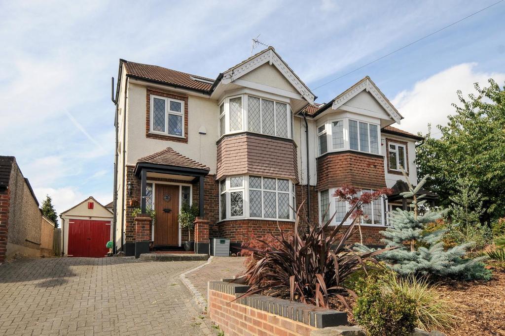 4 Bedrooms Semi Detached House for sale in Pickhurst Lane, Hayes