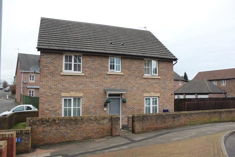 4 Bedrooms Link Detached House for sale in Peartree Lane, Cradley Heath