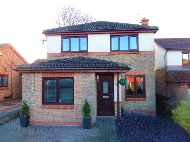 3 Bedrooms Detached House for sale in ROAST CALF LANE, BISHOP MIDDLEHAM, SEDGEFIELD DISTRICT